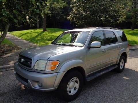 2003 Toyota Sequoia for sale at Houston Auto Preowned in Houston TX