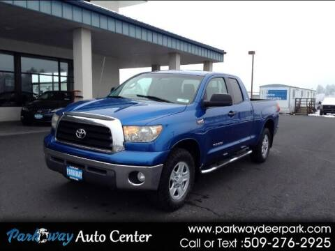 2008 Toyota Tundra for sale at PARKWAY AUTO CENTER AND RV in Deer Park WA