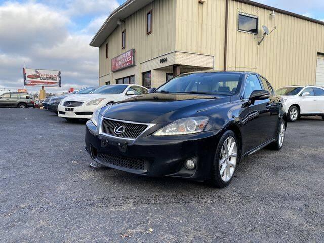 2013 Lexus IS 250 for sale at Premium Auto Collection in Chesapeake VA