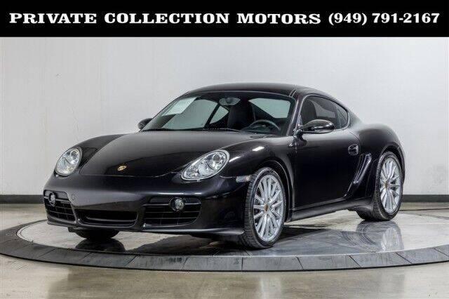 2007 Porsche Cayman for sale in Costa Mesa, CA