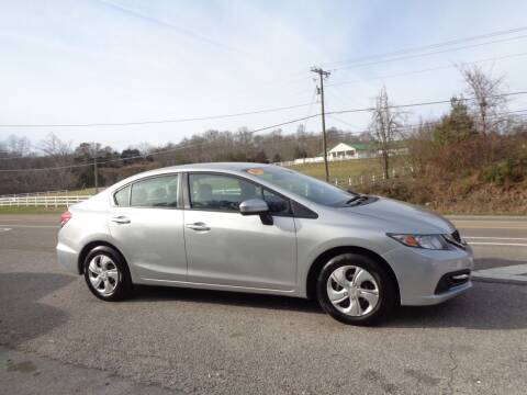 2014 Honda Civic for sale at Car Depot Auto Sales Inc in Seymour TN
