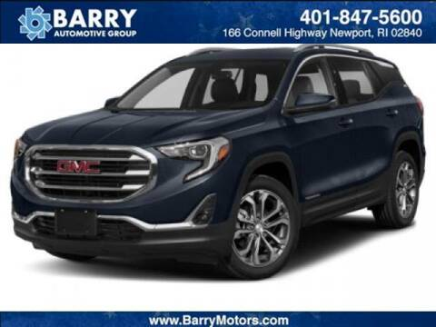 2019 GMC Terrain for sale at BARRYS Auto Group Inc in Newport RI