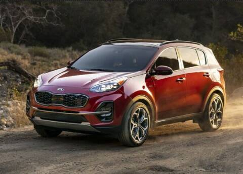 2022 Kia Sportage for sale at Diamante Leasing in Brooklyn NY