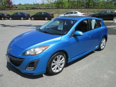 2010 Mazda MAZDA3 for sale at Percy Bailey Auto Sales Inc in Gardiner ME
