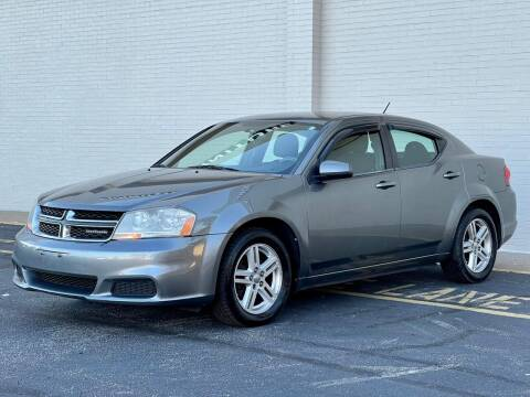 2012 Dodge Avenger for sale at Carland Auto Sales INC. in Portsmouth VA
