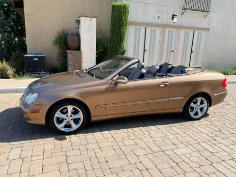 2004 Mercedes-Benz CLK for sale at California Motor Cars in Covina CA
