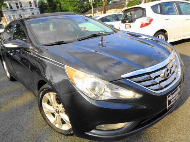 2011 Hyundai Sonata for sale at Yosh Motors in Newark NJ