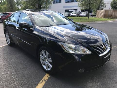 2007 Lexus ES 300h for sale at Dotcom Auto in Chantilly VA