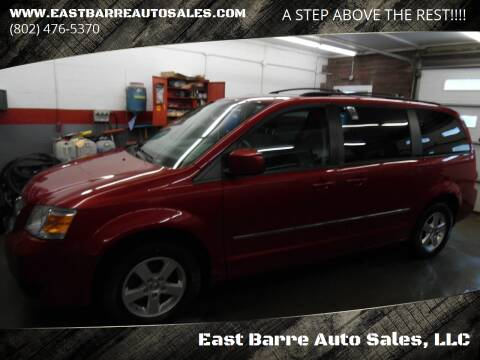 2010 Dodge Grand Caravan for sale at East Barre Auto Sales, LLC in East Barre VT