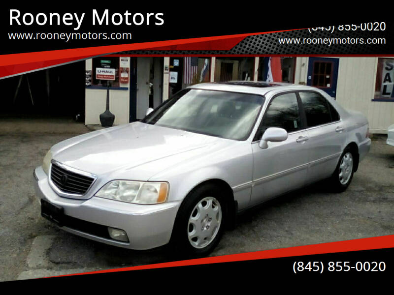 2000 Acura RL for sale at Rooney Motors in Pawling NY