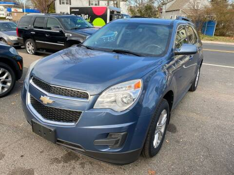 2012 Chevrolet Equinox for sale at Manchester Motors in Manchester CT
