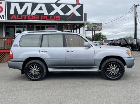2003 Lexus LX 470 for sale at Ralph Sells Cars at Maxx Autos Plus Tacoma in Tacoma WA