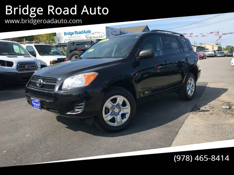 2012 Toyota RAV4 for sale at Bridge Road Auto in Salisbury MA