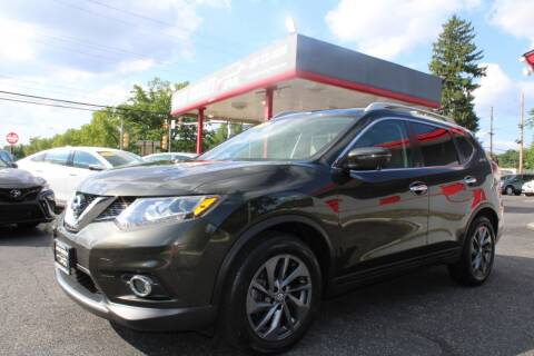 2016 Nissan Rogue for sale at Deals N Wheels 306 in Burlington NJ