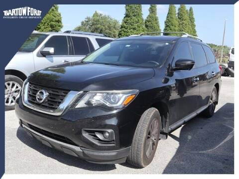 2017 Nissan Pathfinder for sale at BARTOW FORD CO. in Bartow FL