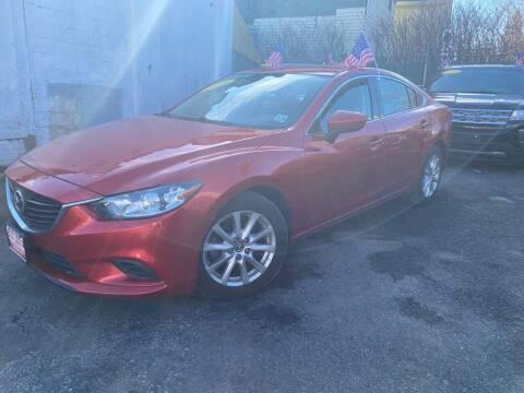 2016 Mazda MAZDA6 for sale at Buy Here Pay Here Auto Sales in Newark NJ