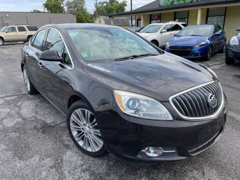2013 Buick Verano for sale at speedy auto sales in Indianapolis IN