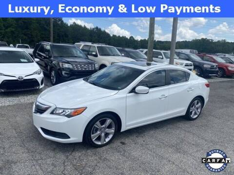 2014 Acura ILX for sale at Billy Ballew Motorsports in Dawsonville GA