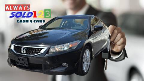 2009 Honda Accord for sale at ALWAYSSOLD123 INC in Fort Lauderdale FL