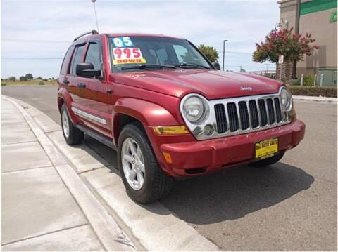 2005 Jeep Liberty for sale at D & I Auto Sales in Modesto CA