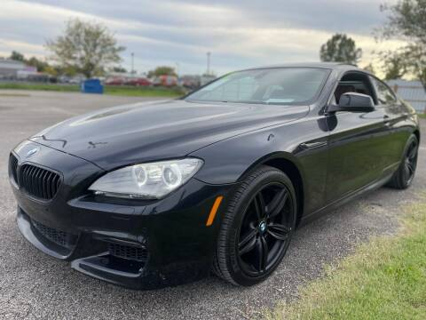 2012 BMW 6 Series for sale at 5 STAR MOTORS 1 & 2 in Louisville KY