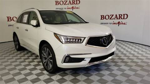 2019 Acura MDX for sale at BOZARD FORD in Saint Augustine FL