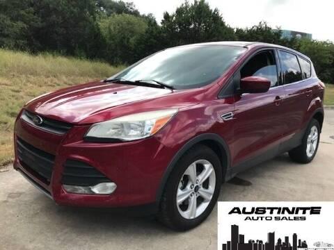 2014 Ford Escape for sale at Austinite Auto Sales in Austin TX
