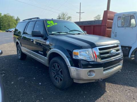 2008 Ford Expedition EL for sale at ALL WHEELS DRIVEN in Wellsboro PA