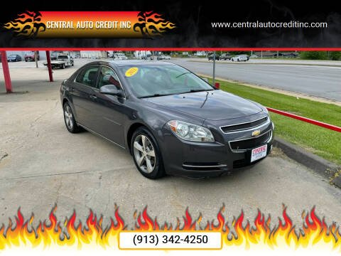 2011 Chevrolet Malibu for sale at Central Auto Credit Inc in Kansas City KS