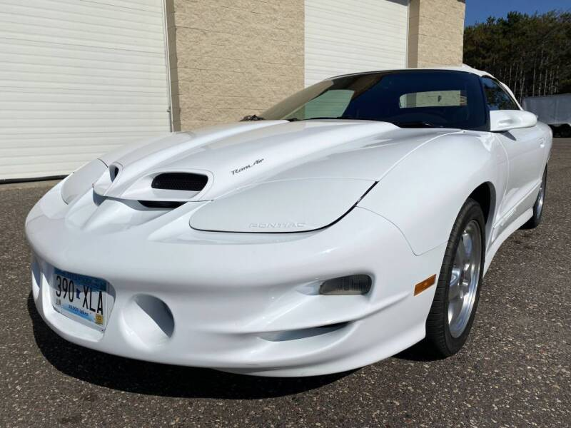 2001 Pontiac Firebird for sale at Route 65 Sales & Classics LLC - Classic Cars in Ham Lake MN