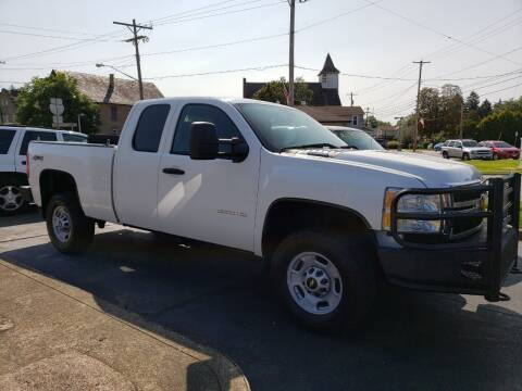 2013 Chevrolet Silverado 2500HD for sale at COLONIAL AUTO SALES in North Lima OH