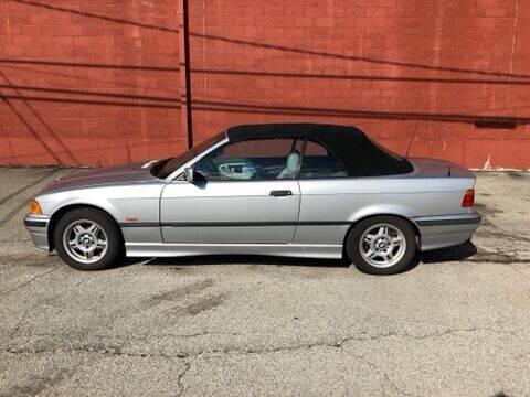 1998 BMW 3 Series for sale at ELIZABETH AUTO SALES in Elizabeth PA