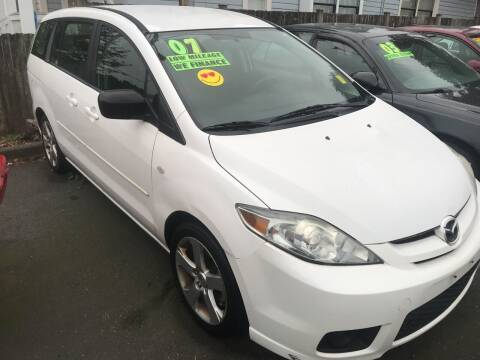 2007 Mazda MAZDA5 for sale at American Dream Motors in Everett WA