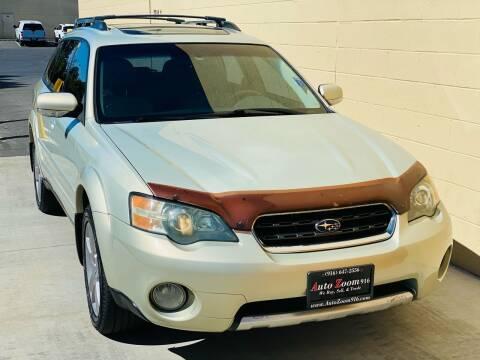 2005 Subaru Outback for sale at Auto Zoom 916 Rancho Cordova in Rancho Cordova CA