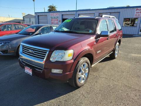 2007 Ford Explorer for sale at Primo Auto Sales in Merced CA