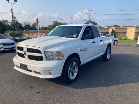 2017 RAM Ram Pickup 1500 for sale at Majestic Automotive Group in Cinnaminson NJ