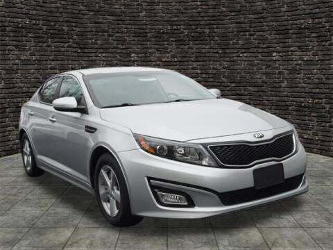 2015 Kia Optima for sale at Ron's Automotive in Manchester MD