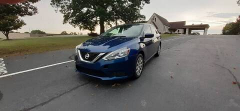 2016 Nissan Sentra for sale at Alfa Auto Sales in Raleigh NC