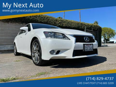 2015 Lexus GS 350 for sale at My Next Auto in Anaheim CA