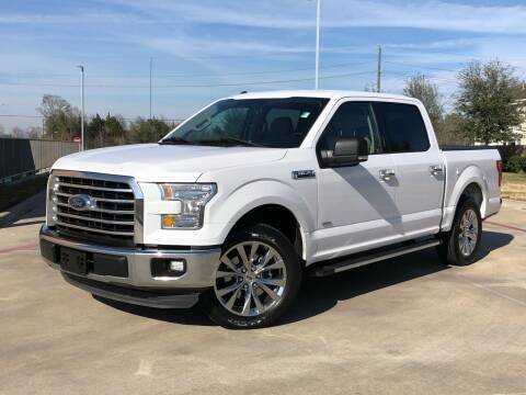 2017 Ford F-150 for sale at AUTO DIRECT in Houston TX
