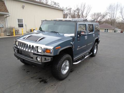 2007 HUMMER H2 for sale at Ritchie Auto Sales in Middlebury IN