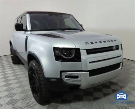 2020 Land Rover Defender for sale at Autos by Jeff Scottsdale in Scottsdale AZ