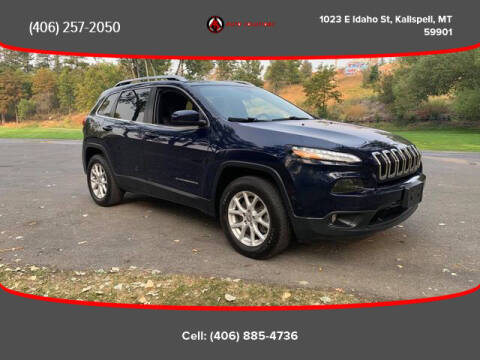 2016 Jeep Cherokee for sale at Auto Solutions in Kalispell MT