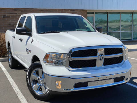 2019 RAM Ram Pickup 1500 Classic for sale at AKOI Motors in Tempe AZ