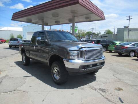 2002 Ford F-250 Super Duty for sale at Perfection Auto Detailing & Wheels in Bloomington IL