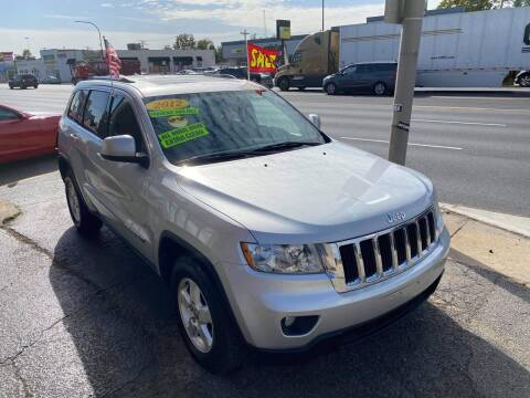 2011 Jeep Grand Cherokee for sale at JBA Auto Sales Inc in Stone Park IL