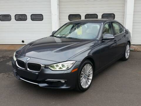 2012 BMW 3 Series for sale at Action Automotive Inc in Berlin CT