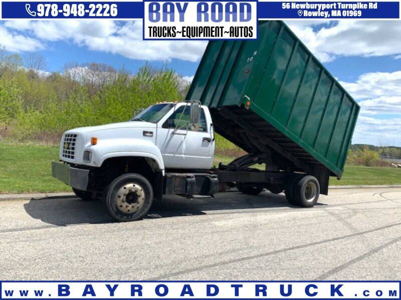 1999 Chevrolet C6500 for sale at Bay Road Trucks in Newbury MA