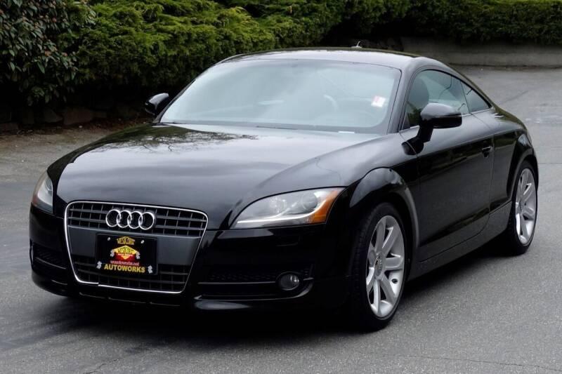 2008 Audi TT for sale at West Coast Auto Works in Edmonds WA