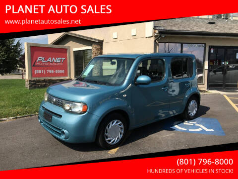 2009 Nissan cube for sale at PLANET AUTO SALES in Lindon UT